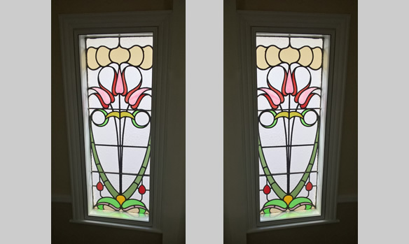 Basic Secondary Glazing
